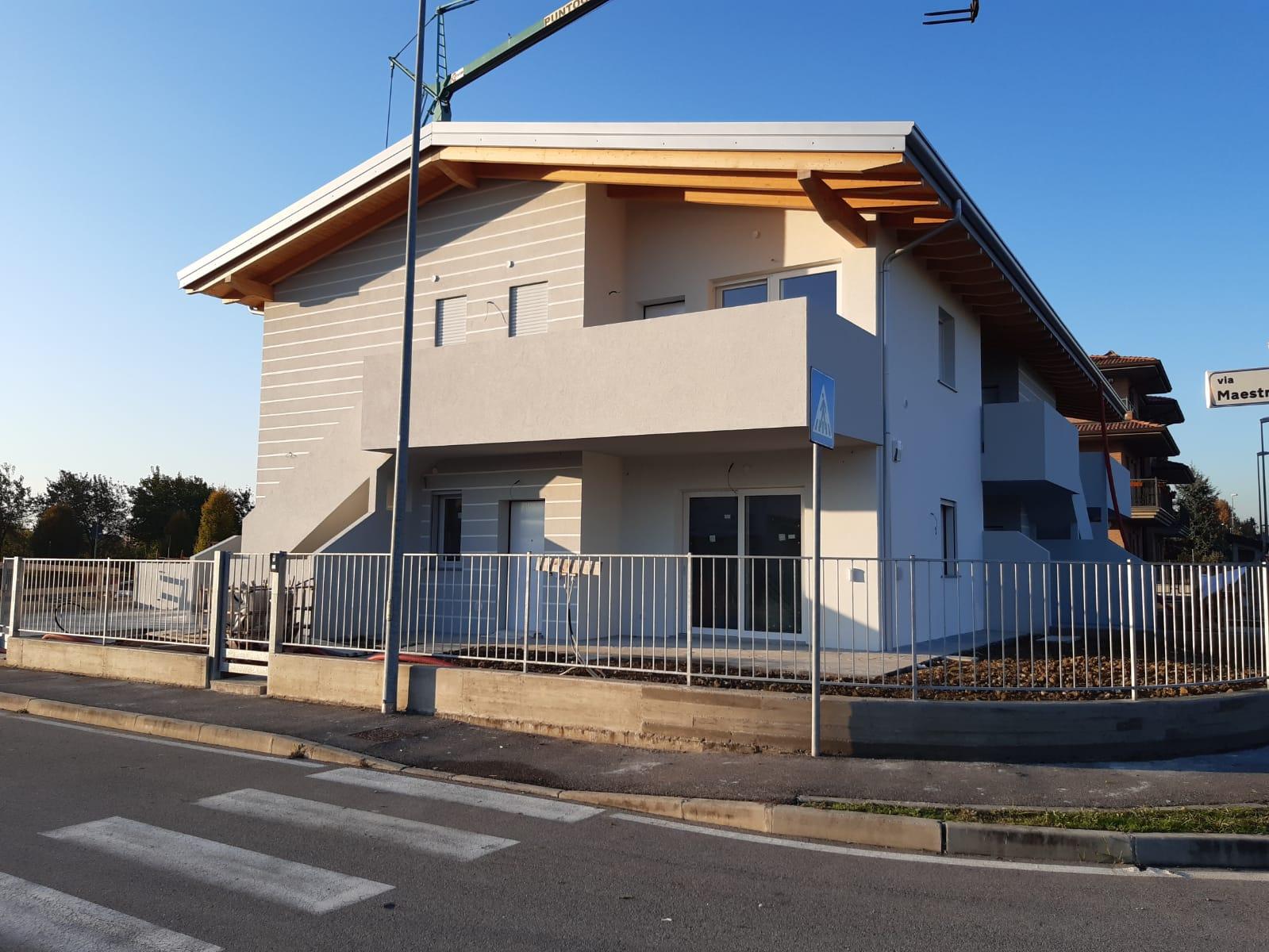 Appartamento in Villa Trilocale Martinengo
