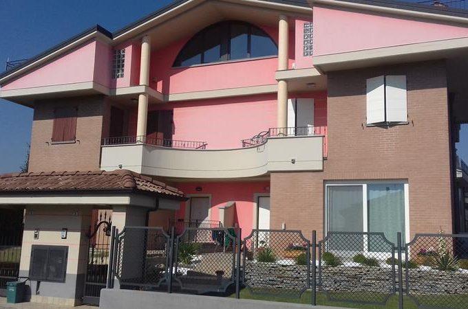 villa a ghisalba