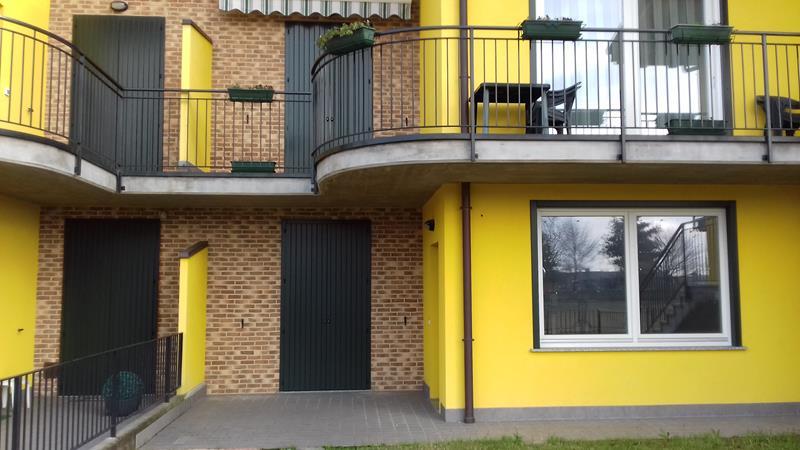 Quadrilocale in Villa a Ghisalba