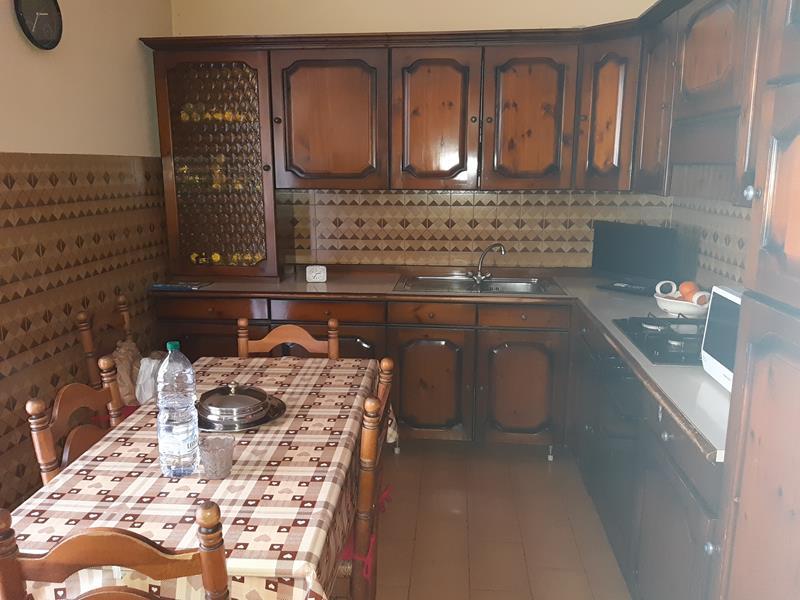 cucina trilocale