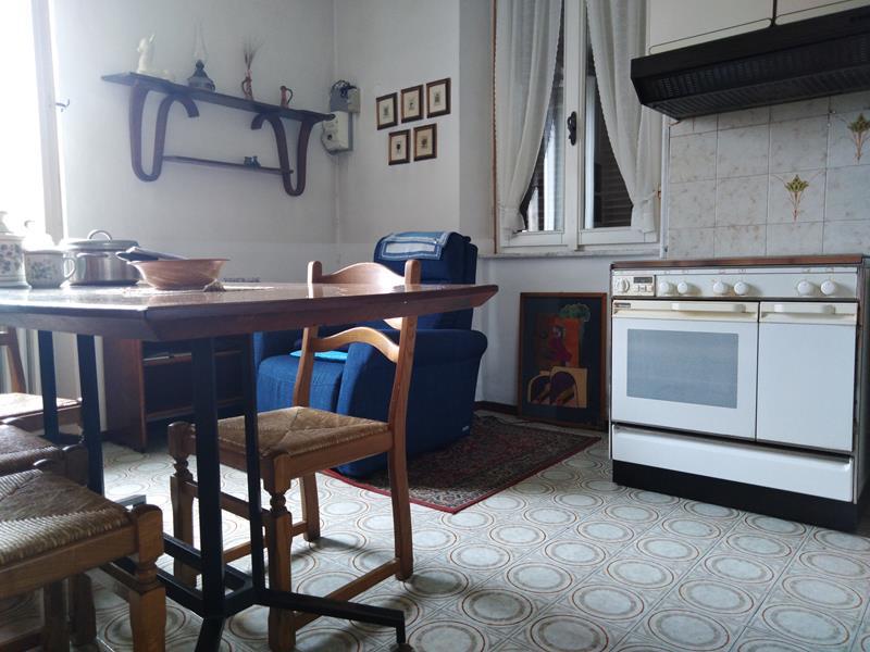 appartamento trilocale martinengo - cucina
