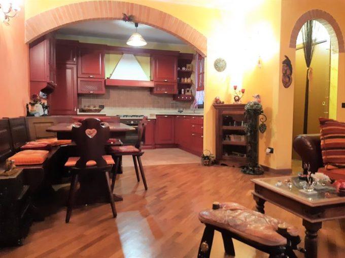 appartamento in villa a martinengo