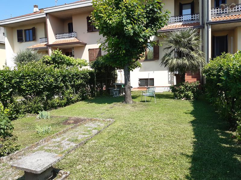 Villa a schiera a Martinengo