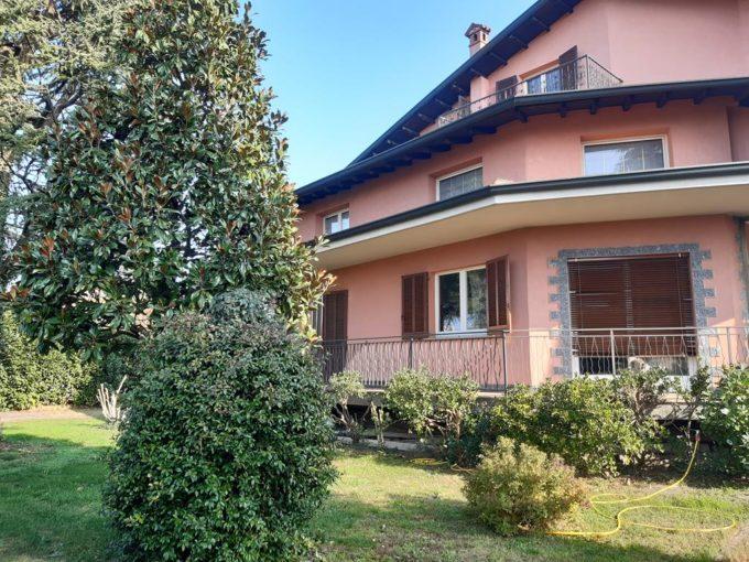 villa singola a Martinengo