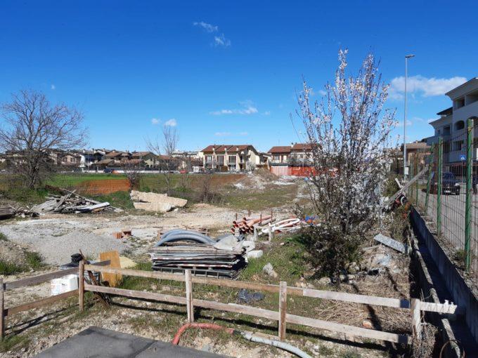 vivere verde - nuovo cantiere