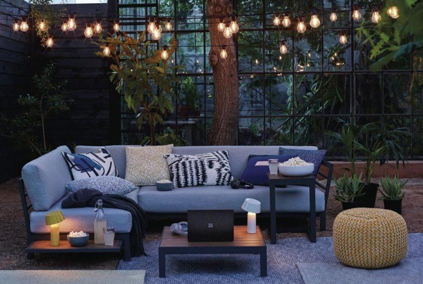 Illuminare il terrazzo - Idee e consigli: